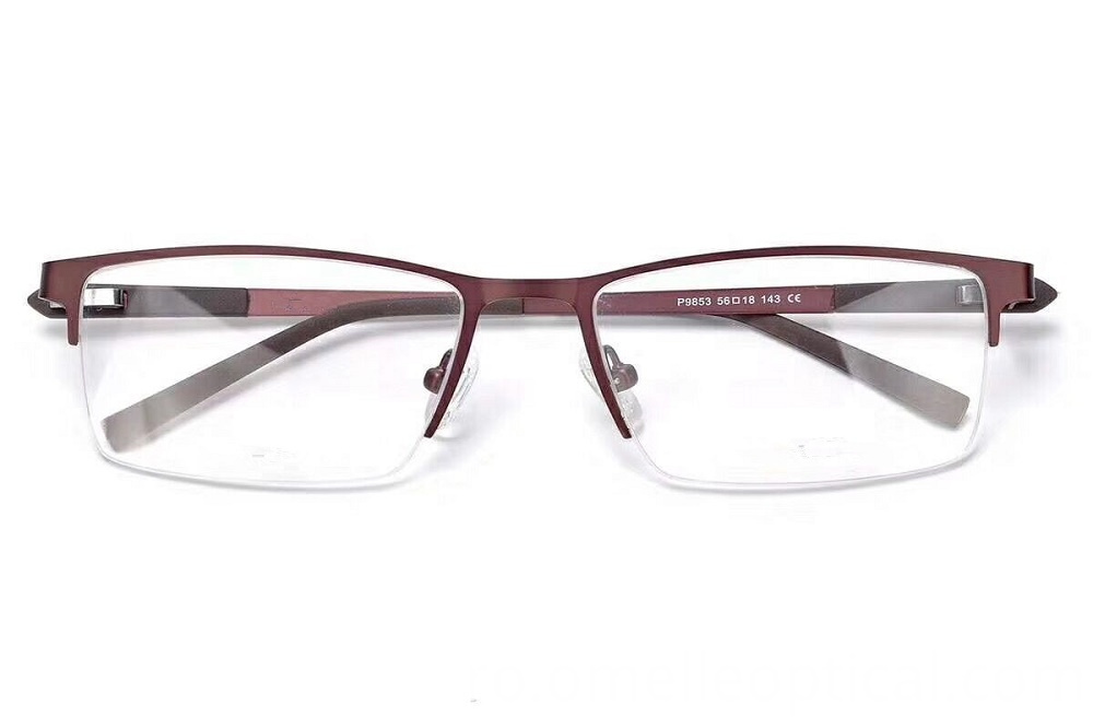 Semi Rimless Eyeglasses